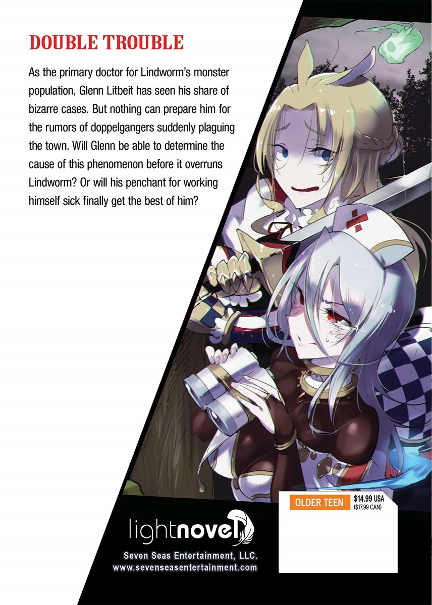 Monster Girl Doctor Novel Volume 4