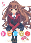 Toradora! Novel Volume 5