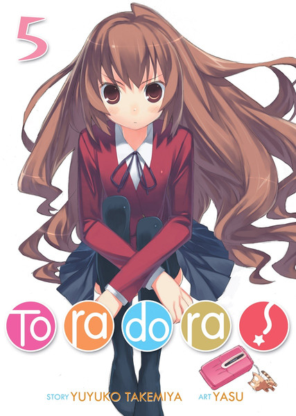 Toradora! Novel Volume 5