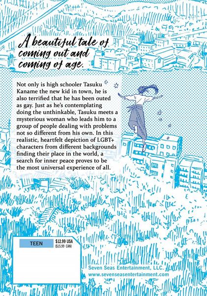 Our Dreams at Dusk Shimanami Tasogare Manga Volume 1