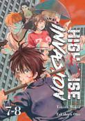 High Rise Invasion Manga Omnibus Volume 4