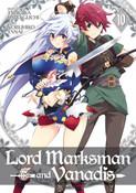 Lord Marksman and Vanadis Manga Volume 10