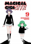 Magical Girl Site Manga Volume 9