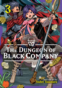 The Dungeon of Black Company Manga Volume 3