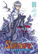 A Certain Scientific Accelerator Manga Volume 9
