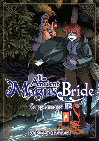 The Ancient Magus' Bride Supplement Volume 2