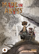 Made in Abyss Manga Volume 6