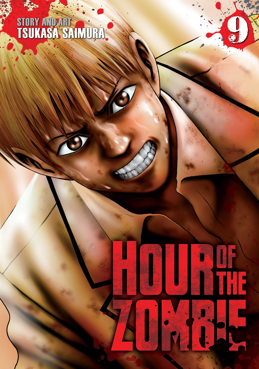 Hour of the Zombie Manga Volume 9