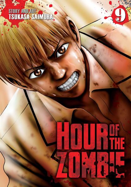 Hour of the Zombie Manga Volume 9