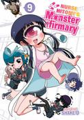 Nurse Hitomi's Monster Infirmary Manga Volume 9