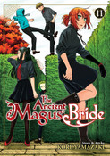 The Ancient Magus' Bride Manga Volume 11