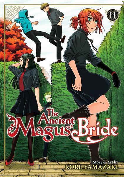 The Ancient Magus Bride Manga Volume 11