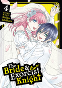 The Bride and the Exorcist Knight Manga Volume 4