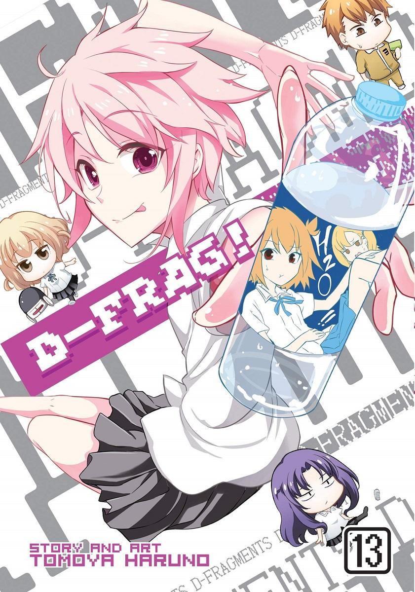 D-Frag! Manga Volume 13