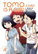 Tomo-chan is a Girl! Manga Volume 4