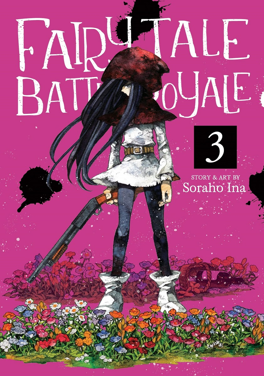 Fairy Tale Battle Royale Manga Volume 3
