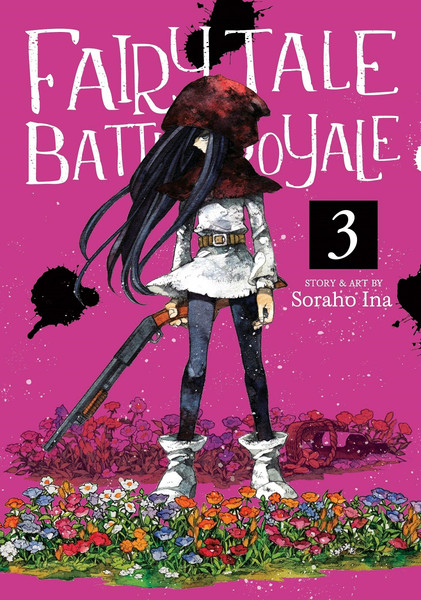 Fairy Tale Battle Royale Manga Volume 3