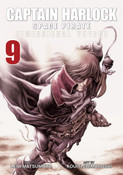 Captain Harlock Dimensional Voyage Manga Volume 9