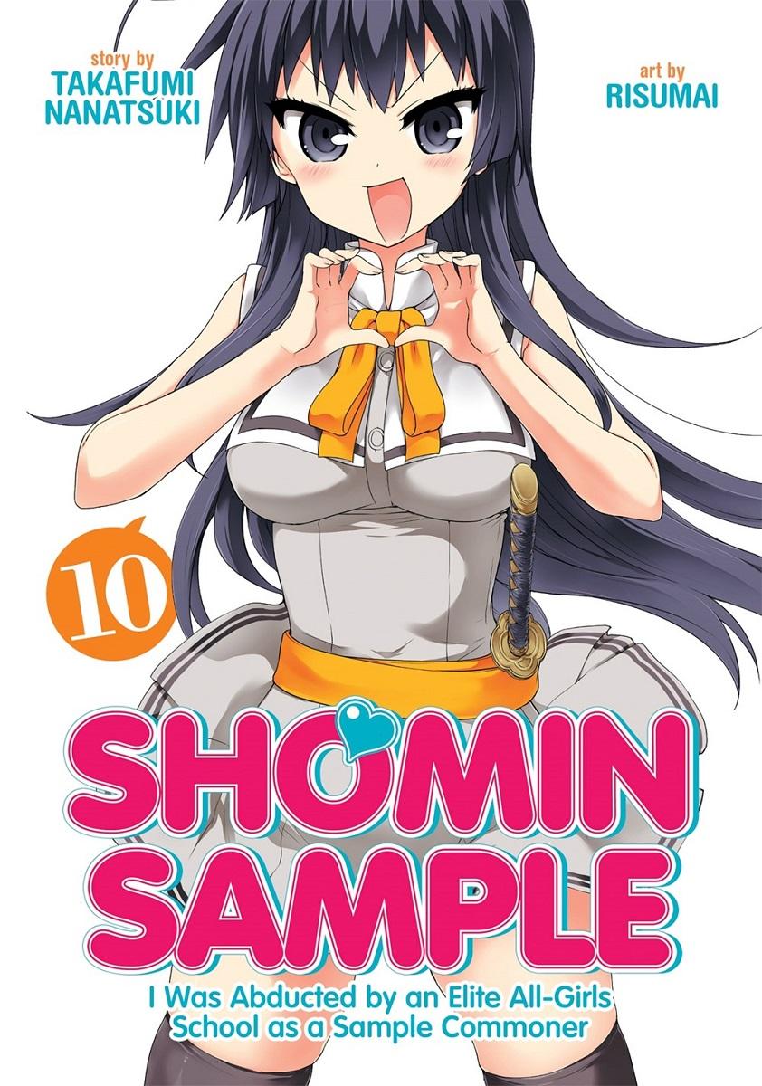 Shomin Sample Manga Volume 10