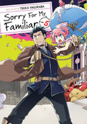 Sorry For My Familiar Manga Volume 5