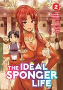 The Ideal Sponger Life Manga Volume 2