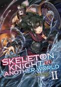 Skeleton Knight In Another World Novel Volume 2