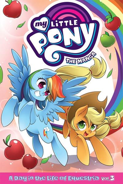 My Little Pony Manga Volume 3