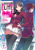 Classroom of the Elite Novel Volume 1