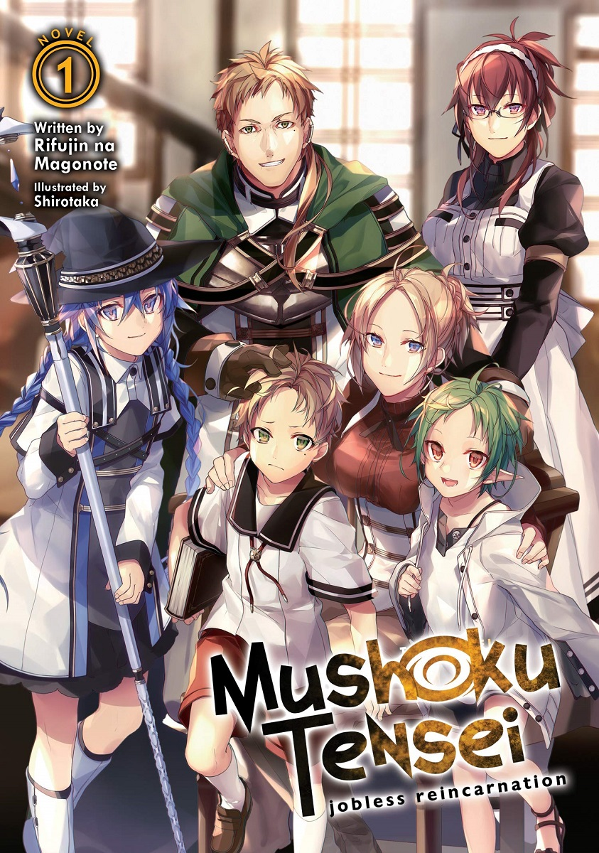 Mushoku Tensei Jobless Reincarnation Novel Volume 1