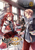 Mushoku Tensei Jobless Reincarnation Novel Volume 2