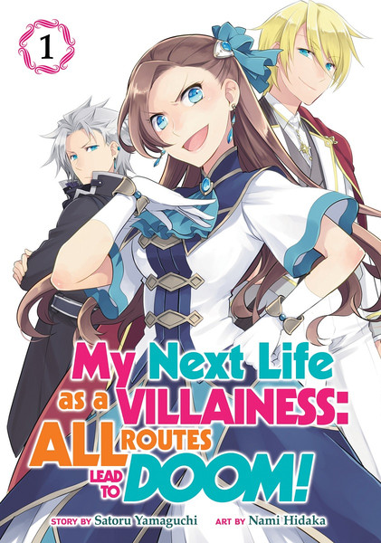 My Next Life as a Villainess All Routes Lead to Doom! Manga Volume 1