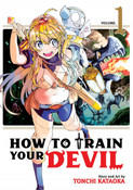 How to Train Your Devil Manga Volume 1