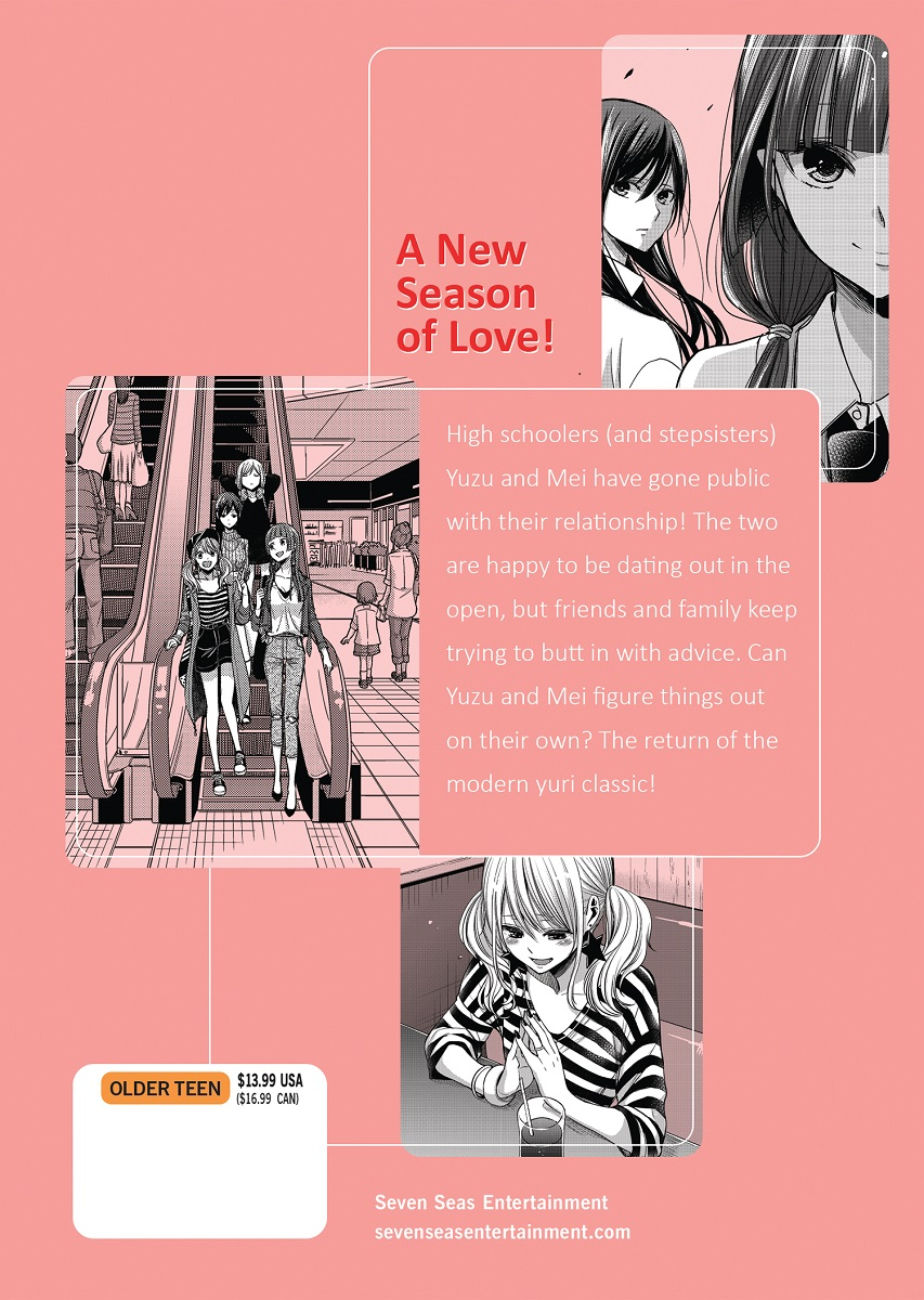 Citrus+ Manga Volume 1