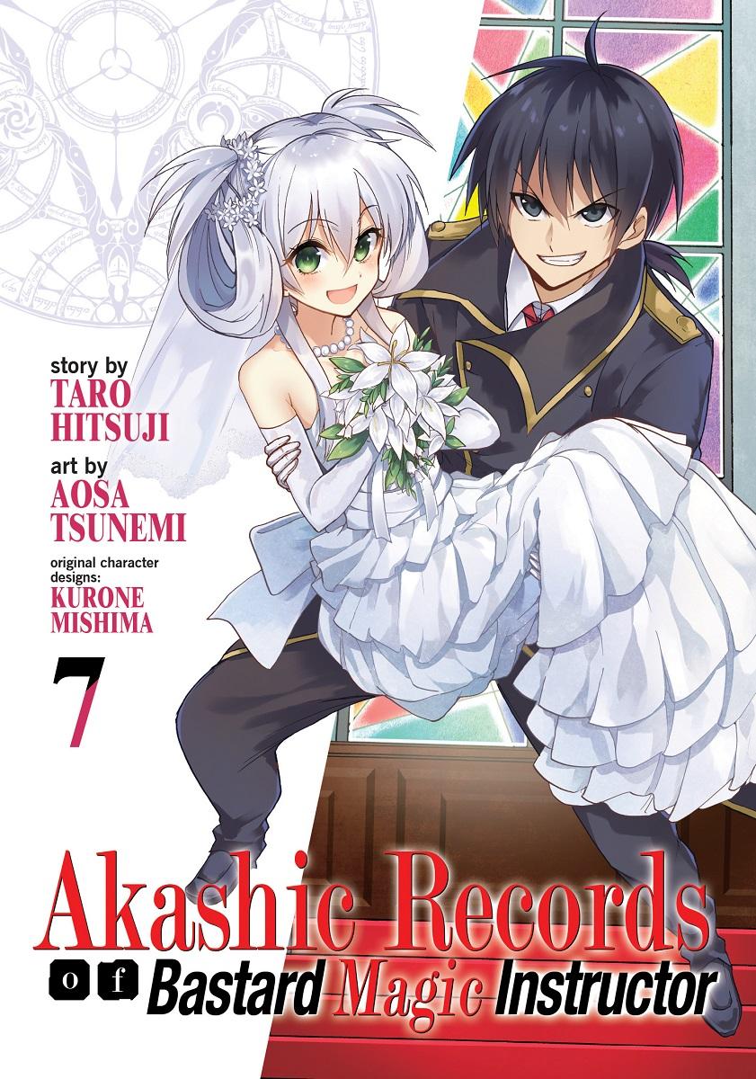 Akashic Records of Bastard Magic Instructor Manga Volume 7