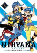 Nirvana Manga Volume 4