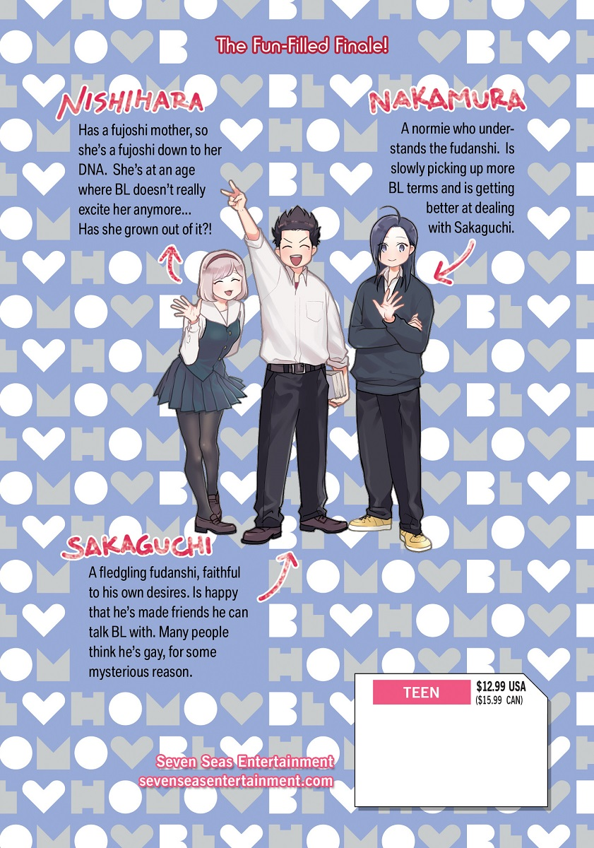 The High School Life of a Fudanshi Manga Volume 5