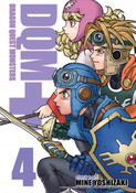 Dragon Quest Monsters+ Manga Volume 4