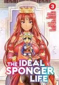 The Ideal Sponger Life Manga Volume 3