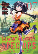 Magical Girl Spec-Ops Asuka Manga Volume 7