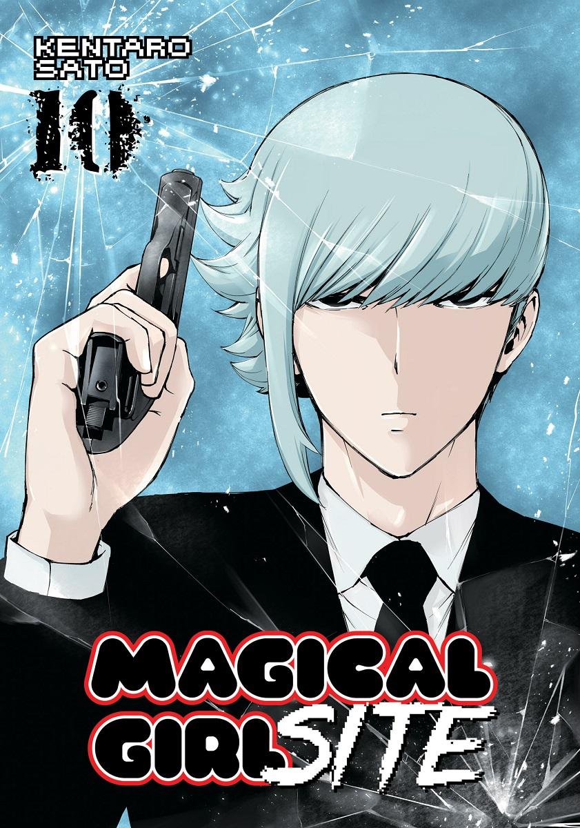 Magical Girl Site Manga Volume 10