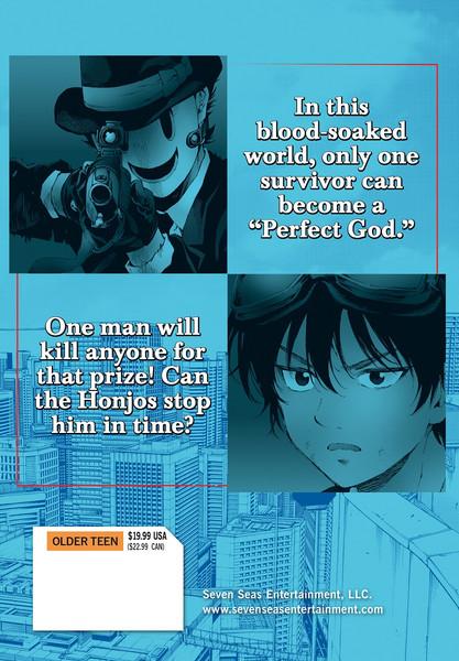 High-Rise Invasion Manga Omnibus Volume 5