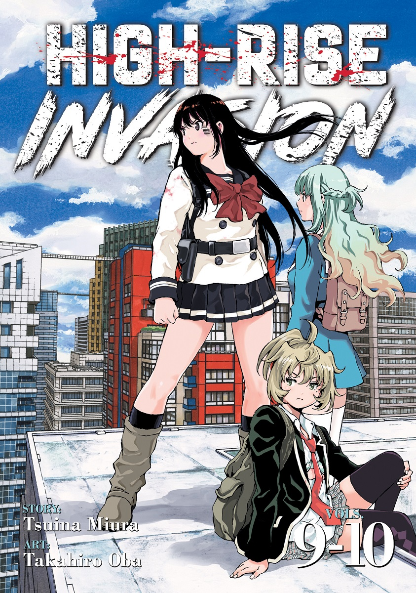 High Rise Invasion Manga Omnibus Volume 5