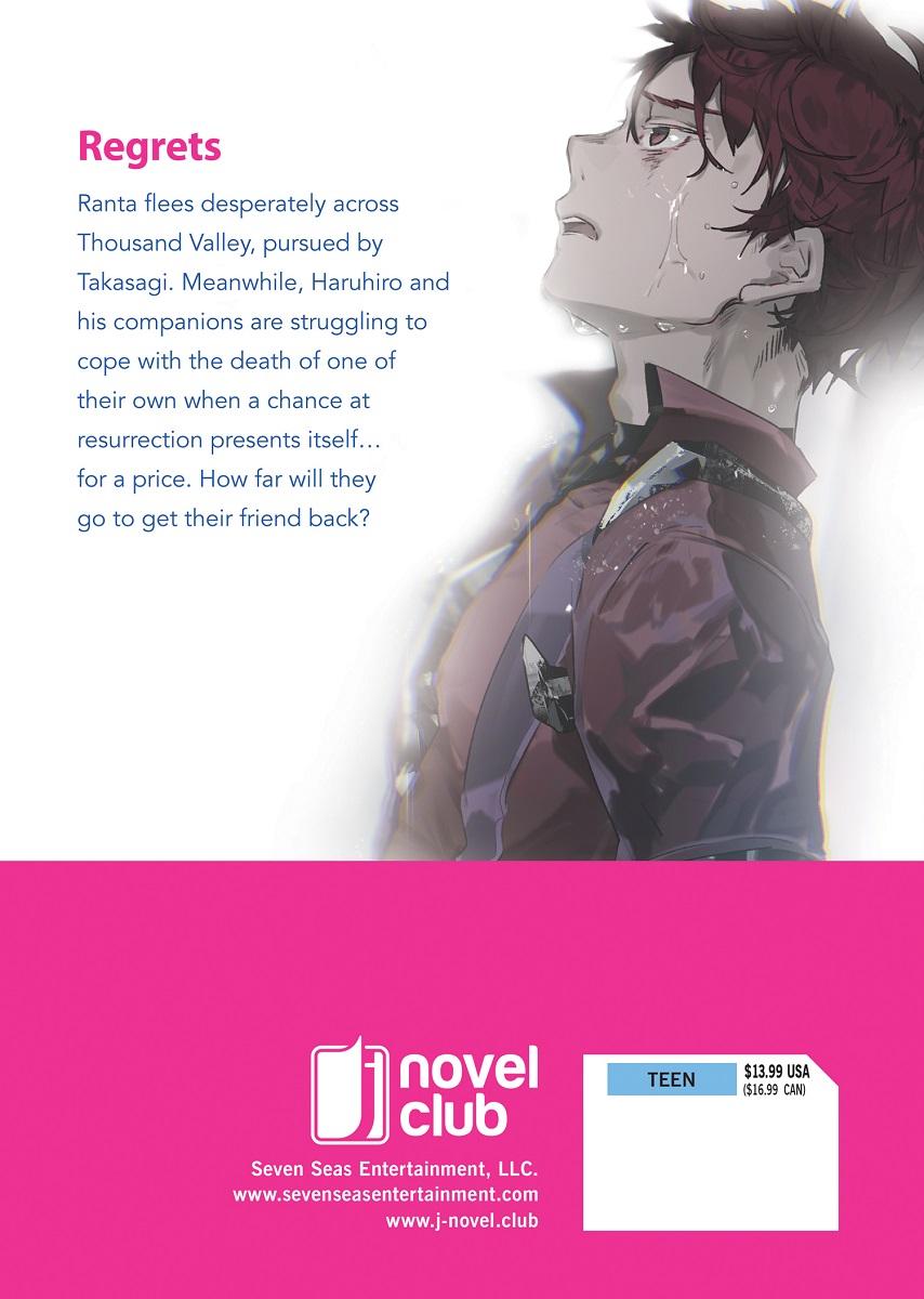 Grimgar of Fantasy and Ash Novel Volume 11