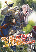 Skeleton Knight In Another World Novel Volume 3