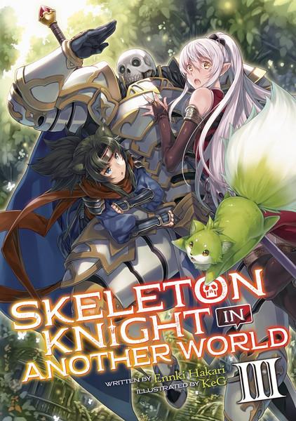 Skeleton Knight In Another World Novel Volume 3