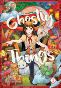 Ghostly Things Manga Volume 1