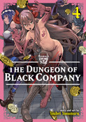 The Dungeon of Black Company Manga Volume 4