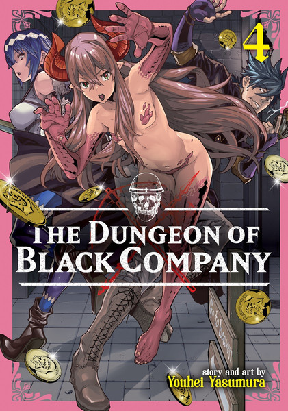 The Dungeon of Black Company Manga Volume 4