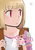 Alice and Zoroku Manga Volume 6