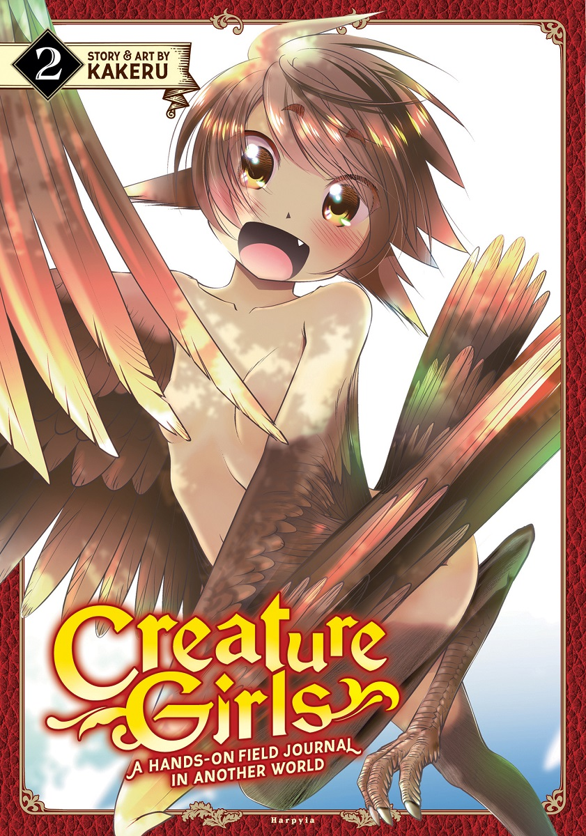 Creature Girls: A Hands-On Field Journal in Another World Manga Volume 2